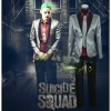 Suicide Squad Joker Jared Leto Outfit Cosplay Costume