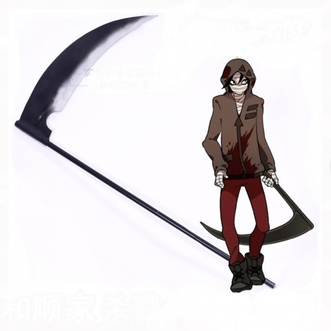 Angels of Death Isaac Foster Cosplay Weapon Prop