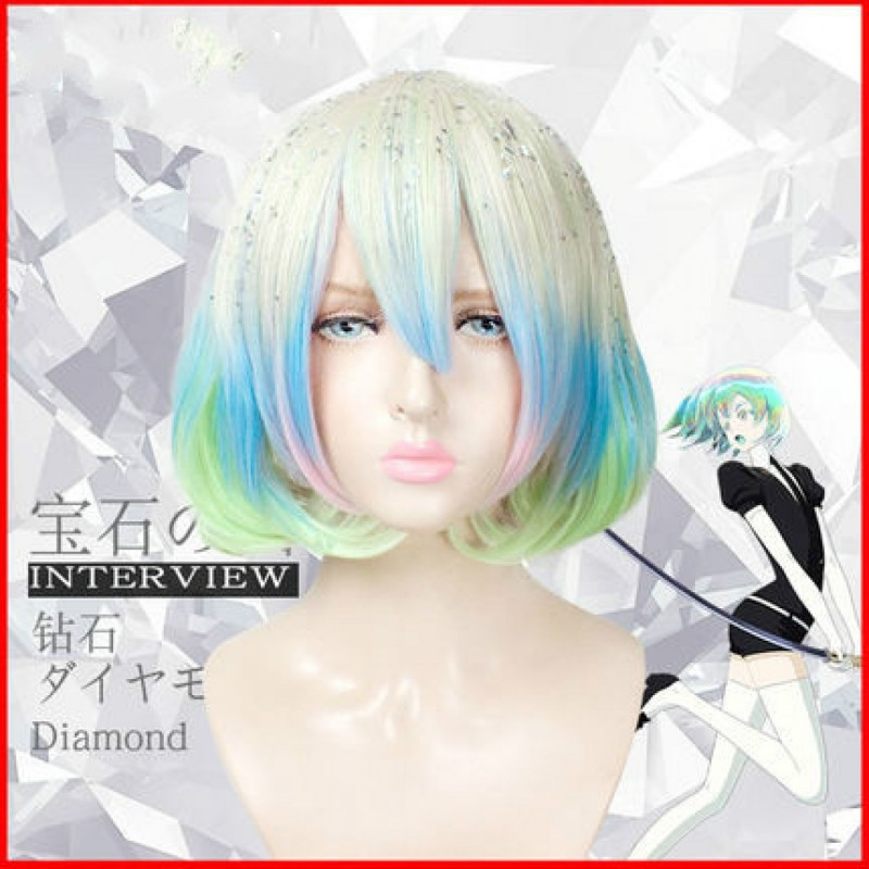 Land of the Lustrous...