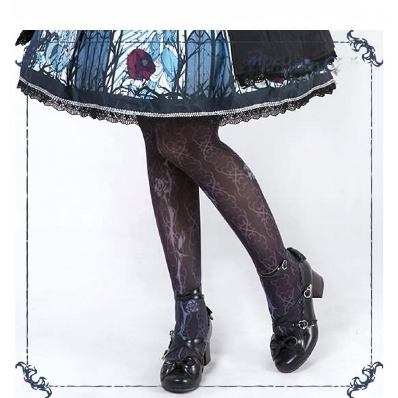 Beauty the Rose Lolita Dr...